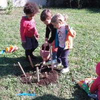 Coltivare l'orto per coltivare se stessi