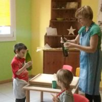 Taralli e allegria: con noi mamma Paola