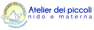 Nido e Materna Atelier dei Piccoli® Logo