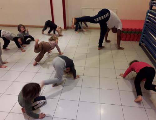 … facciamo Capoeira?