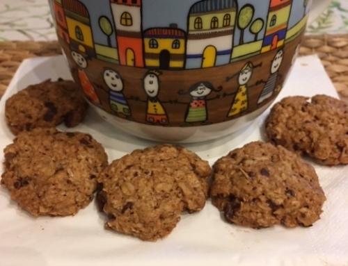Biscottini d'avena