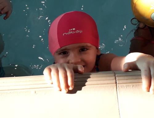 """Il """"giorno della piscina""""…un'avventura!"""